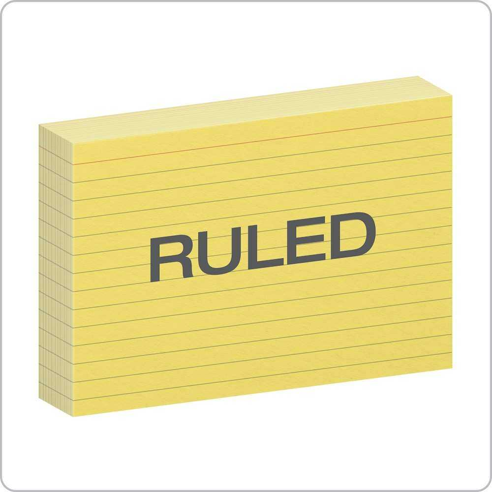 12 Free 4X6 Ruled Index Card Template In Word With 4X6 Ruled With Regard To 4X6 Note Card Template