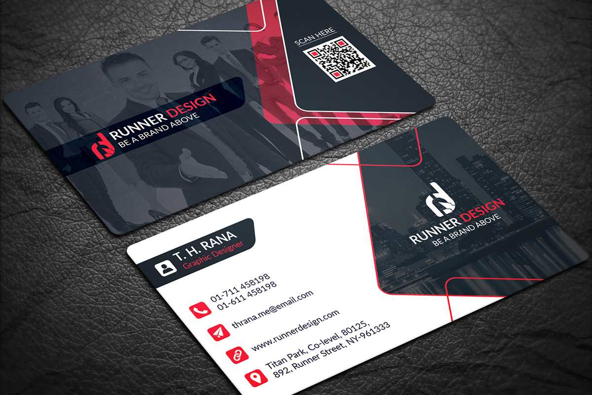 200 Free Business Cards Psd Templates - Creativetacos Inside Visiting Card Psd Template Free Download