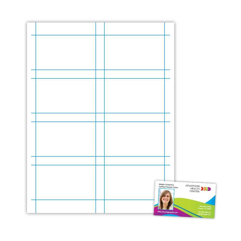 76 Create Word Business Card Blank Template Makerword With Regard To Free Blank Business Card Template Word