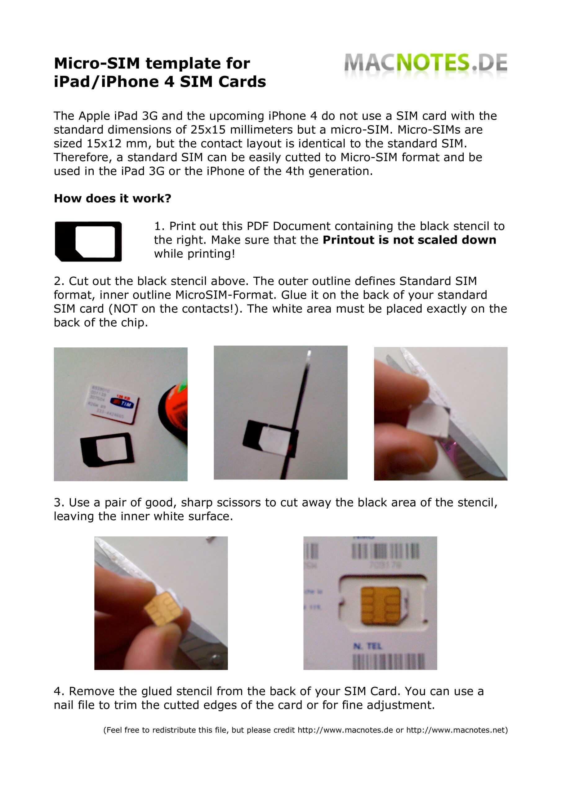 83 Online Sim Card Cutting Template Download Download With Within Sim Card Template Pdf
