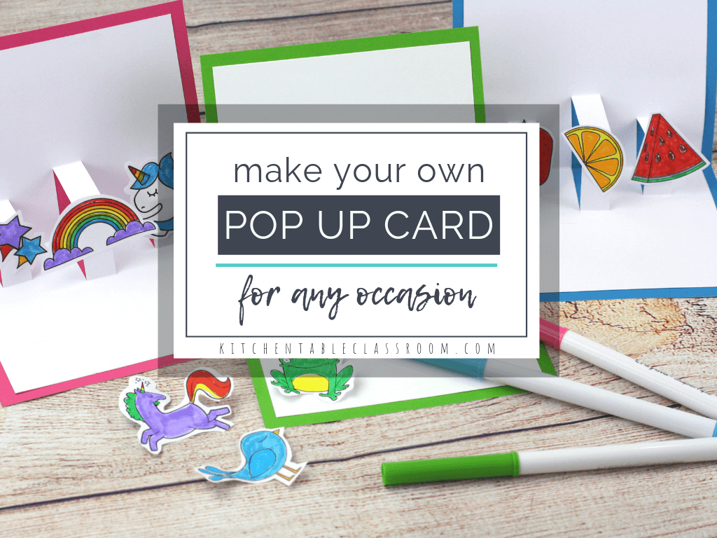 Build Your Own 3D Card With Free Pop Up Card Templates - The Intended For Templates For Pop Up Cards Free