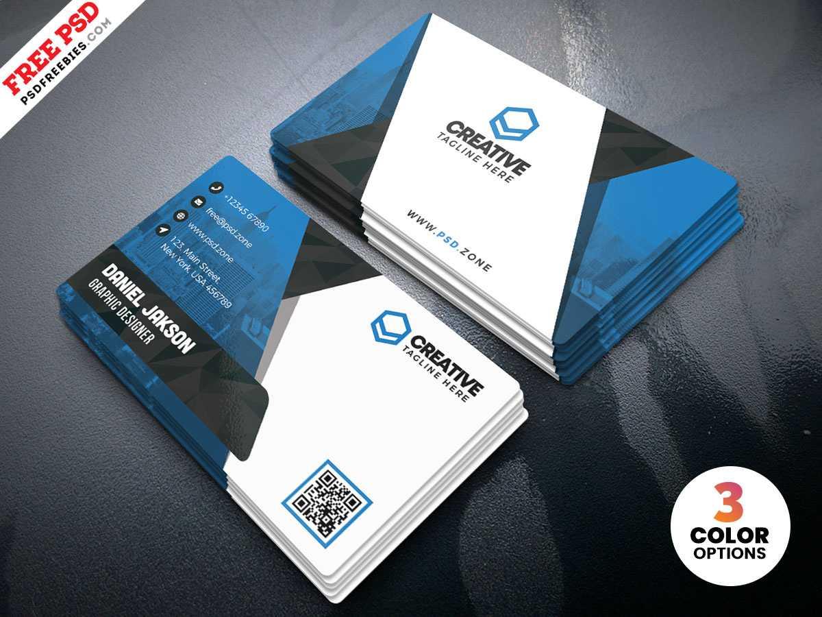 Business Card Design Psd Templatespsd Freebies On Dribbble Regarding Psd Visiting Card Templates