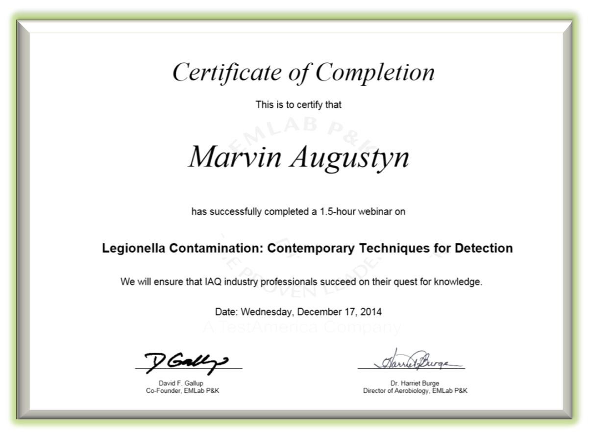 Certificate Examples - Simplecert In Ceu Certificate Template