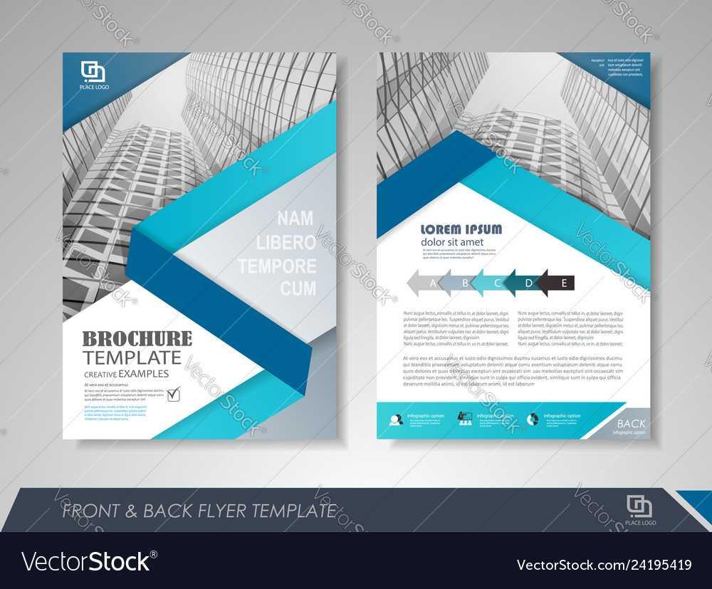 Corporate Brochures With E Brochure Design Templates