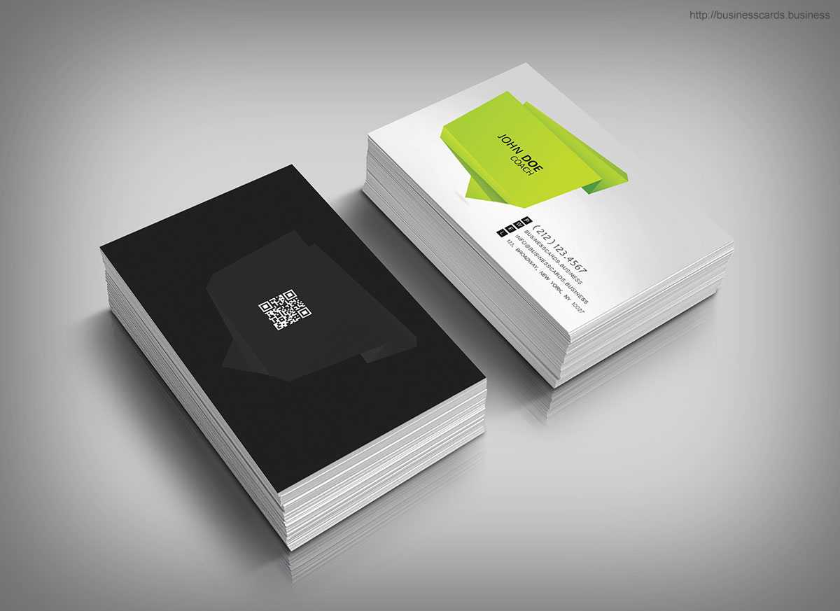 Free Coach Business Card Template : Business Cards Templates With Business Card Template Size Photoshop