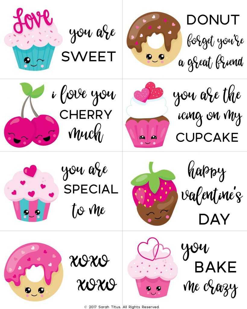 Free Printable Valentine Cards For Kids - Sarah Titus Regarding Valentine Card Template For Kids