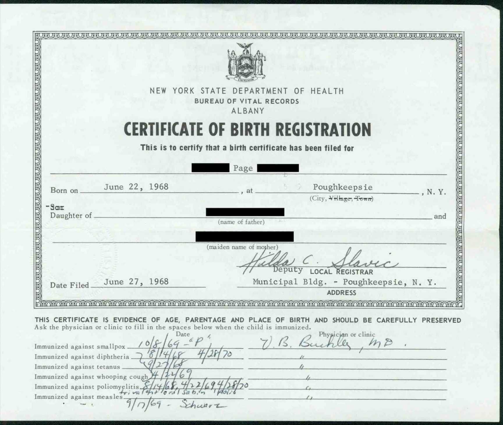 German Birth Certificate Template - Calep.midnightpig.co In Birth Certificate Template Uk