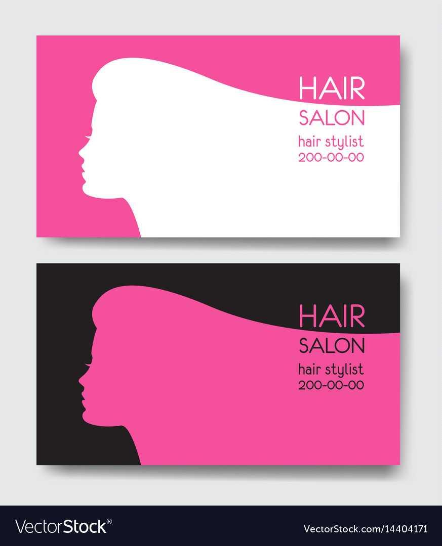 Hair Salon Business Card Templates With Beautiful Intended For Hair Salon Business Card Template