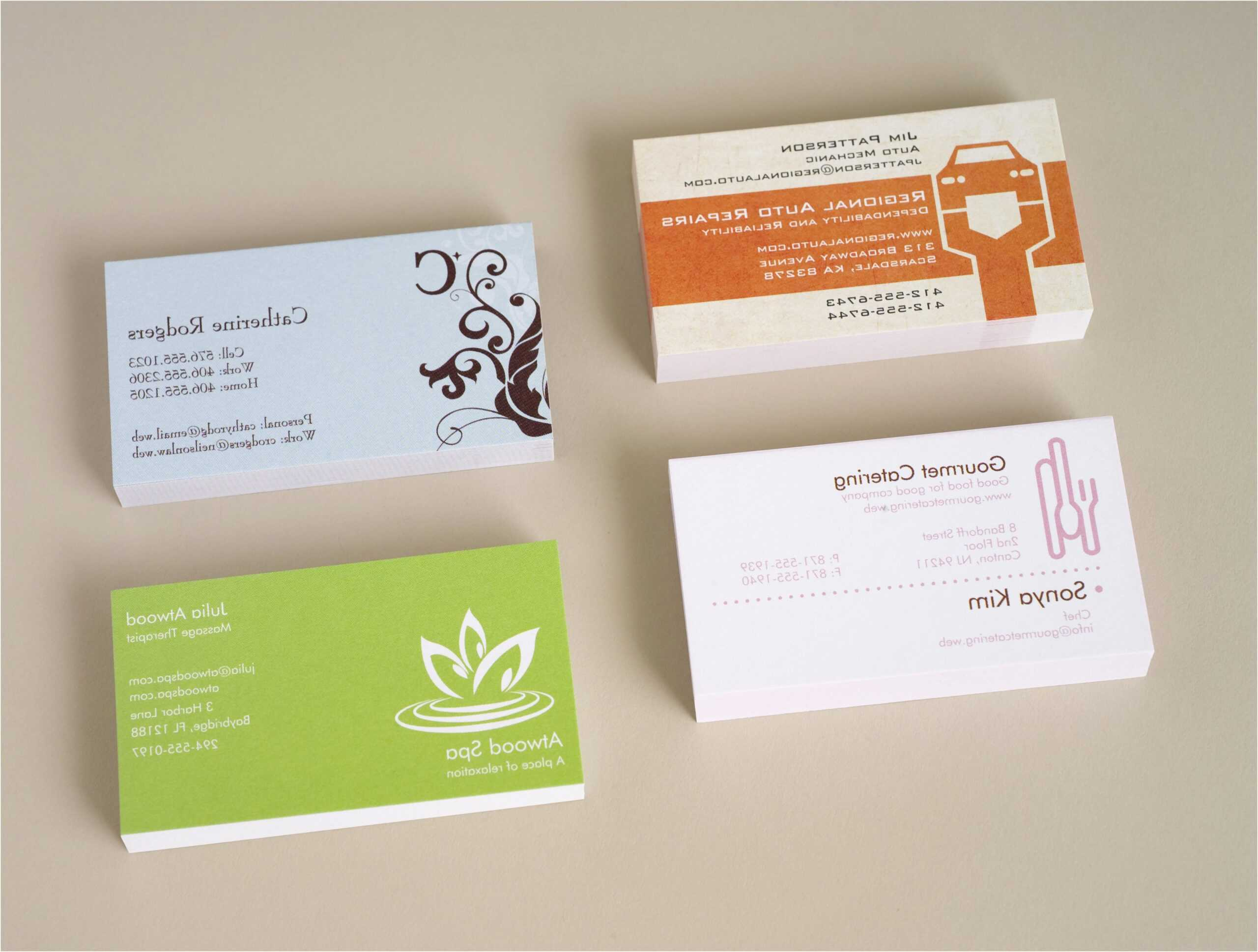 How To Make A Business Card Template In Southworth Business Card Template