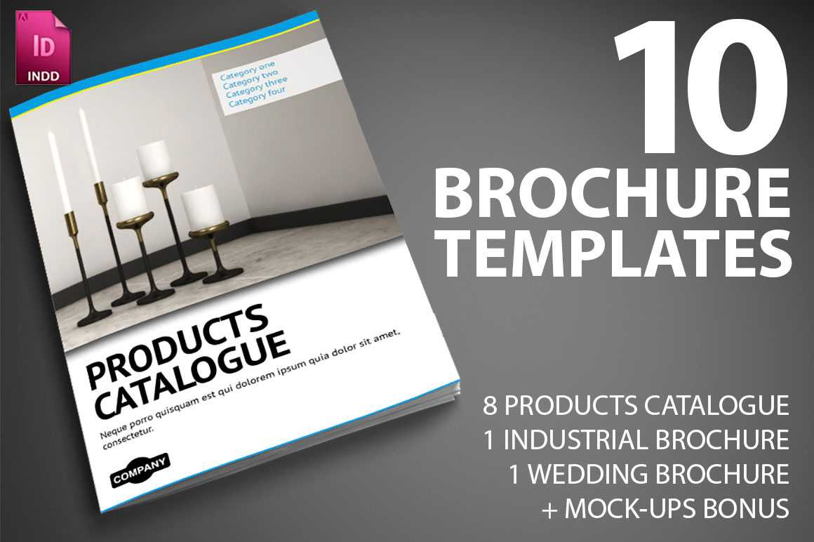 Last Day: 10 Professional Indesign Brochure Templates From In Brochure Templates Free Download Indesign