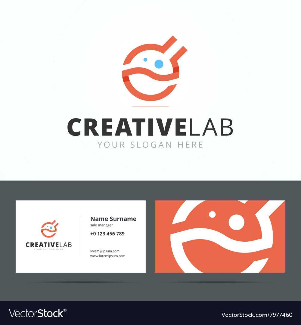 Logo And Business Card Template For Creative Inside Medical Business Cards Templates Free