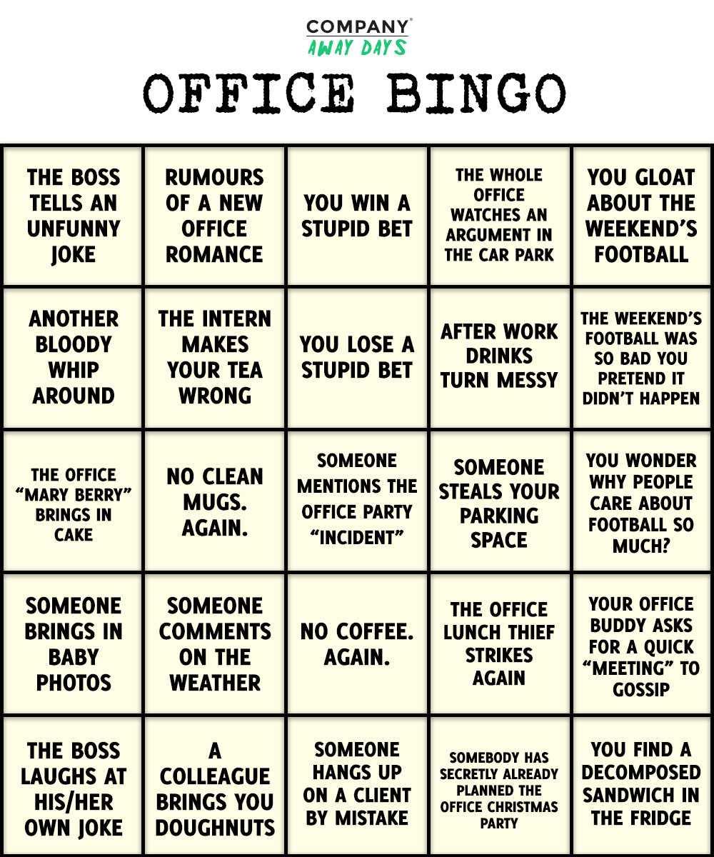 Office Bingo Template - Dalep.midnightpig.co Within Ice Breaker Bingo Card Template