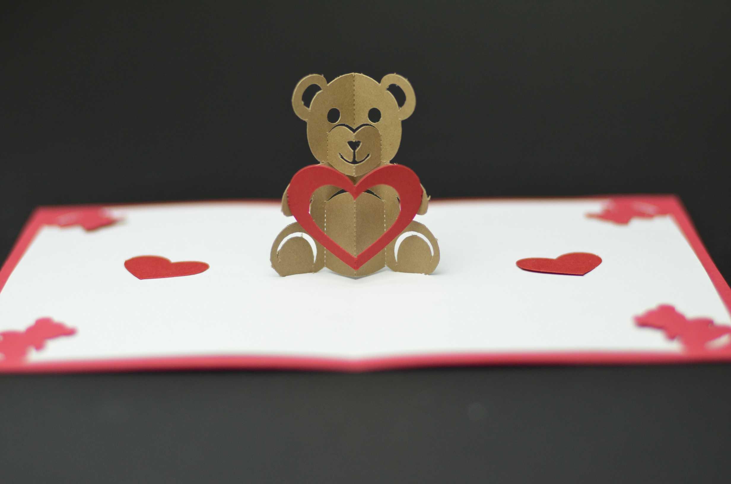 Pop Up Card Tutorials And Templates - Creative Pop Up Cards With Popup Card Template Free