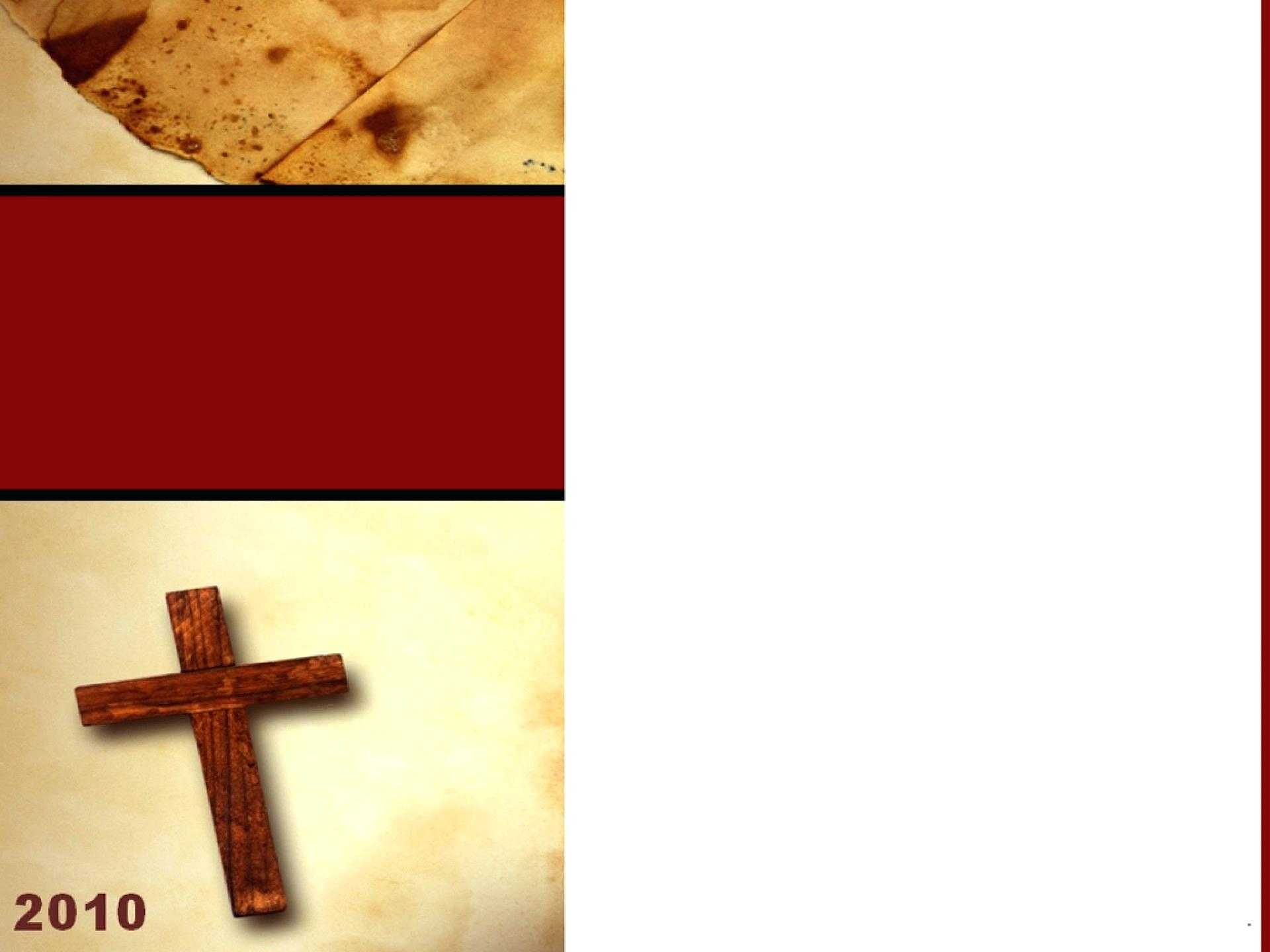 Powerpoint Template Religious – Vmarques For Christian Certificate Template