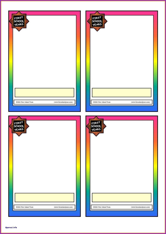 Printable Blank Flash Cards Cardjdi Org Flashcards Regarding Free Printable Blank Flash Cards Template