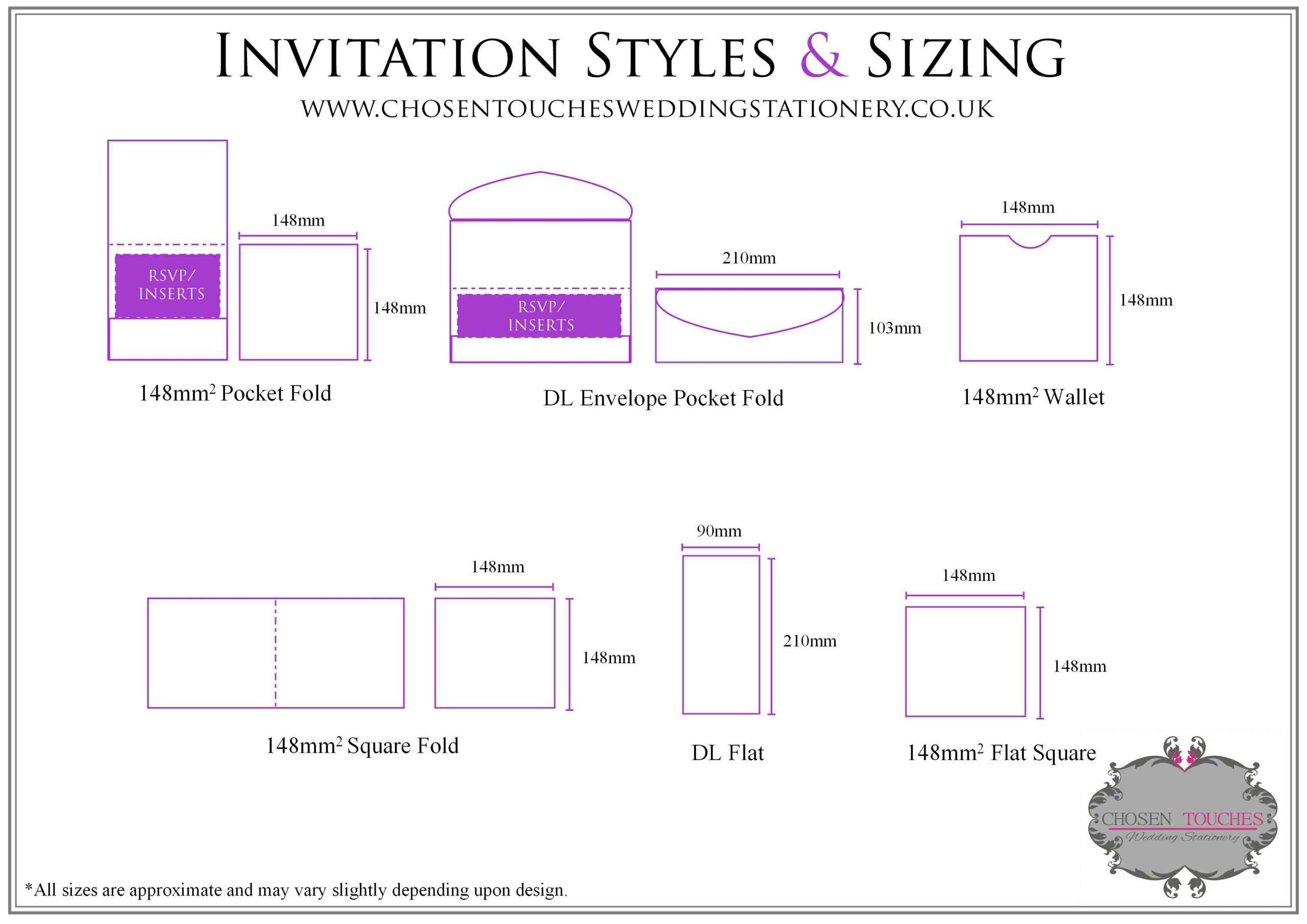 Rsvp Envelope Size Chart - Duna.digitalfuturesconsortium Pertaining To Wedding Card Size Template