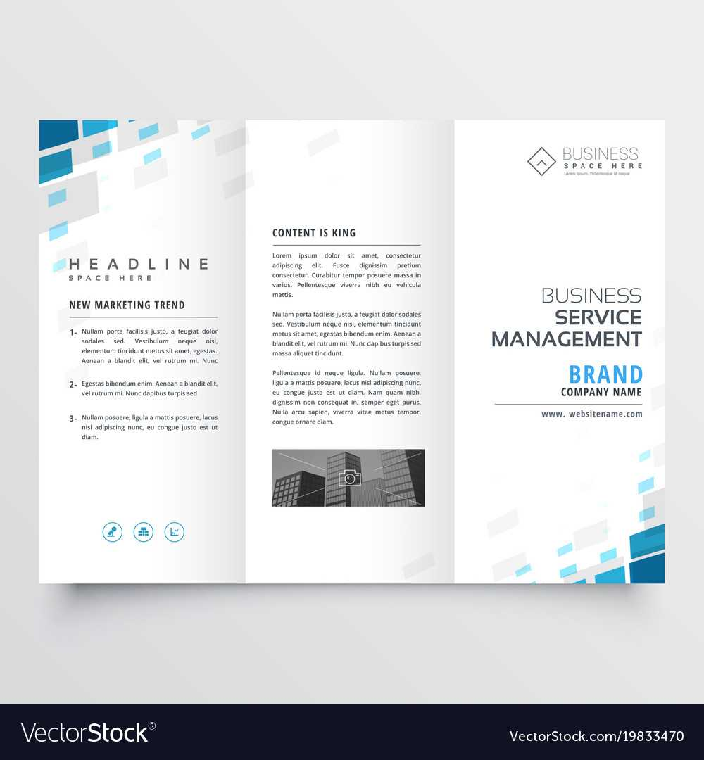 Simple Brochure - Calep.midnightpig.co With One Page Brochure Template