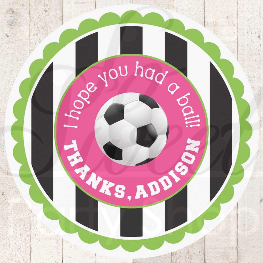 Soccer Thank You – Dalep.midnightpig.co Regarding Soccer Thank You Card Template