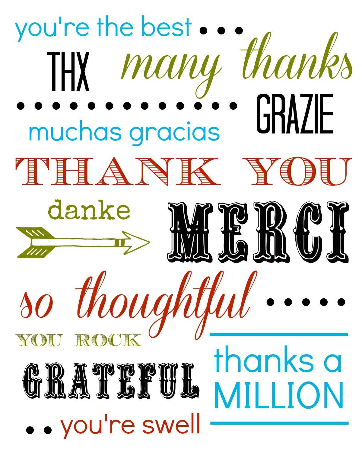 Thank You Card Free Printable With Regard To Soccer Thank You Card Template