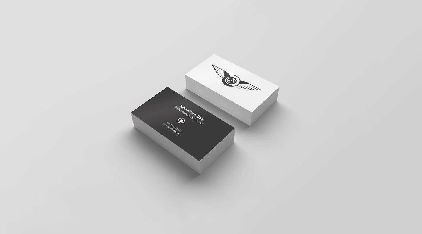 Top 26 Free Business Card Psd Mockup Templates In 2019 Regarding Business Card Template Size Photoshop