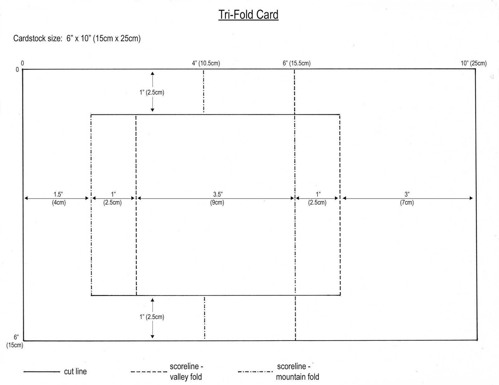Tri Fold Card Template - Falep.midnightpig.co Within Three Fold Card Template